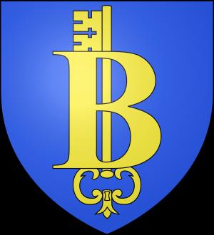 Blason de Bonnieux - Vacances Provence