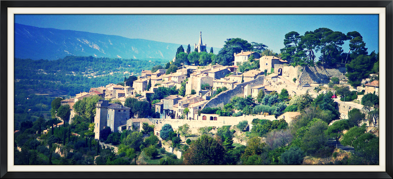 Bonnieux, Luberon - Vacances Provence en Luberon