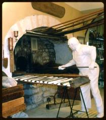 Musée de la Boulangerie in Bonnieux, Luberon