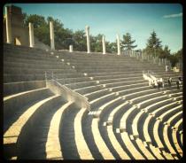 Vaison-La-Romaine, Römisches Theater