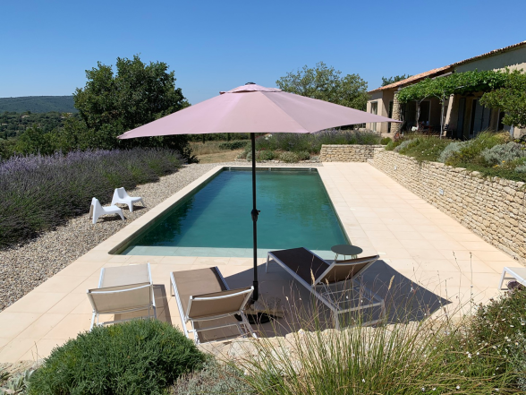 """""""Ciel Du Luberon"""" - your relaxing vacation in the Provence"""