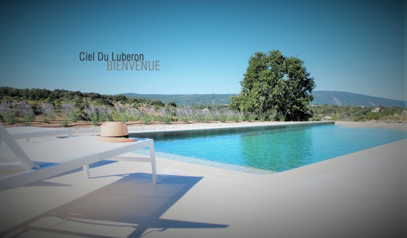 Bienvenue - Willkommen im Ciel du Luberon