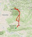 Tour 2 - Mon(t) Amour Mont Ventoux