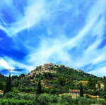 Gordes is a beautiful place - close to Bonnieux