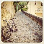 Mit dem Rad nach Lacoste