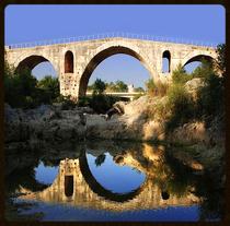 """Pont Julien close to Bonnieux and the """"Ciel Du Luberon"""""""