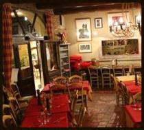 La Bergerie in Maubec, Provence Italian Restaurant