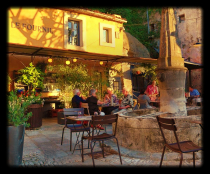 Le Fournil in Bonnieux, Provence Luberon
