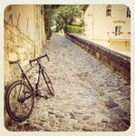 Cycling through Luberon