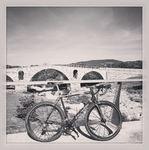 Le Pont Julien in der Nähe von Bonnieux